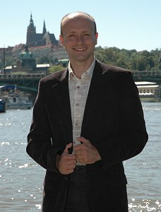 Radek: Prague private guide